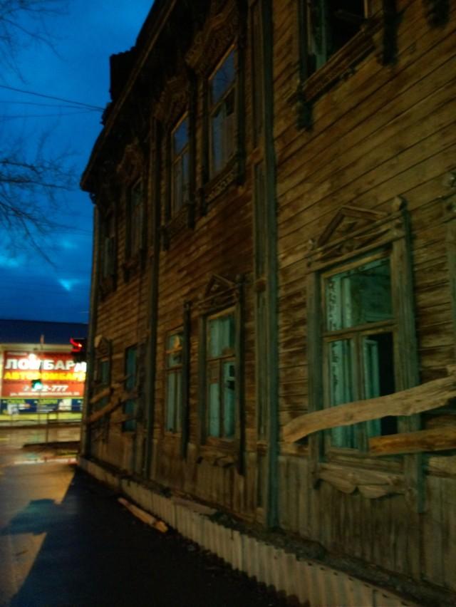В центре города могли бы жить старообрядцы