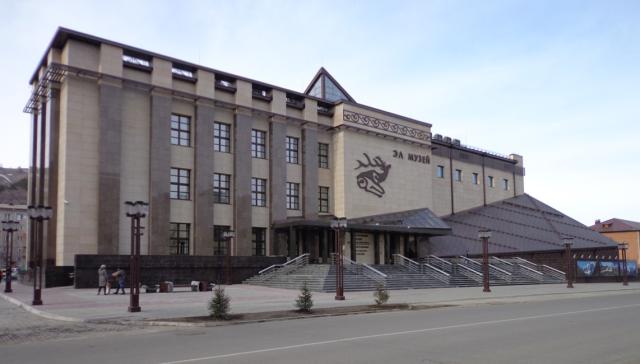 Национальный музей имени А.В. Анохина