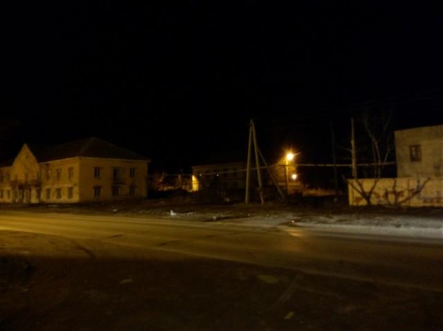По дороге в Засызран