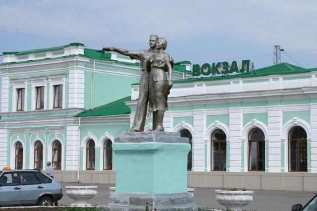 Вокзал «Сызрань первая»