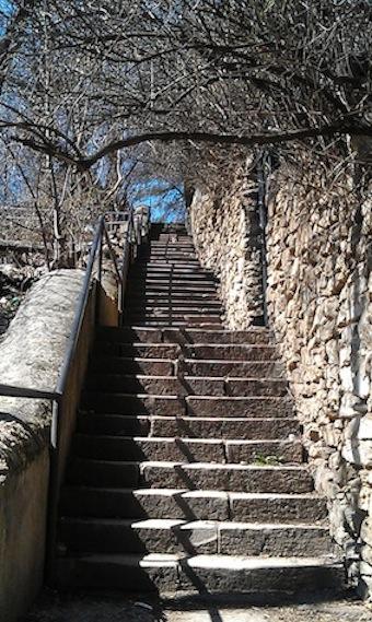 Лестница в небо