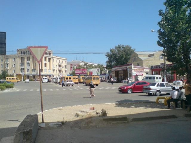 Городская станция