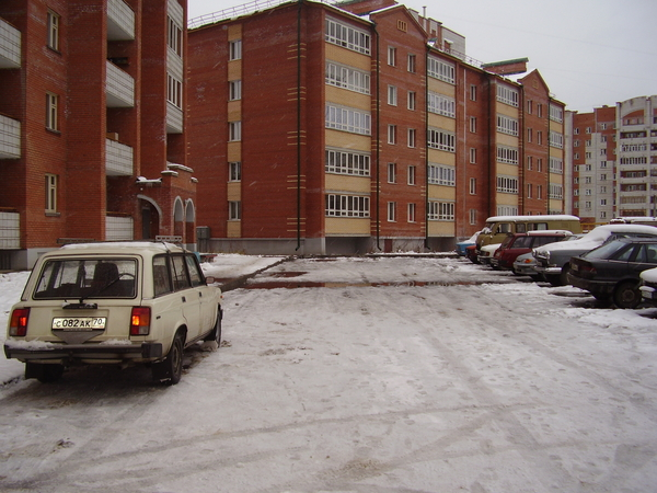 Мой дом, Северск, улица Победы