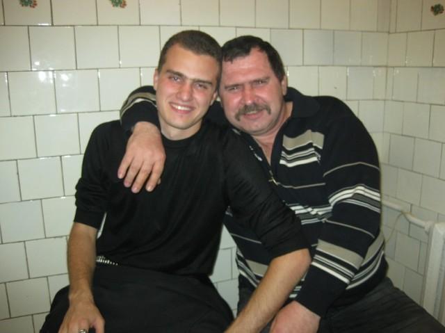 С дядей Женей в Твери