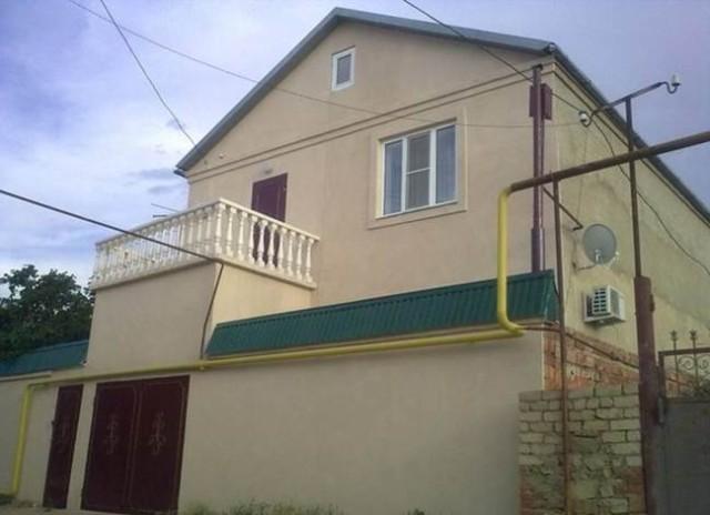Типичный дагестанский дом