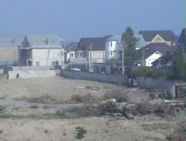 Спецоперация в коттеджном районе на окраине Каспийска