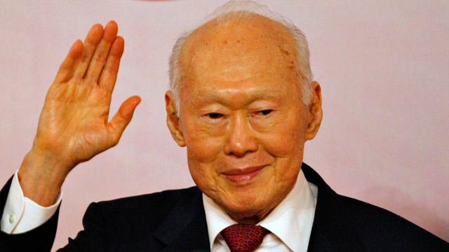 Ли Куань Ю