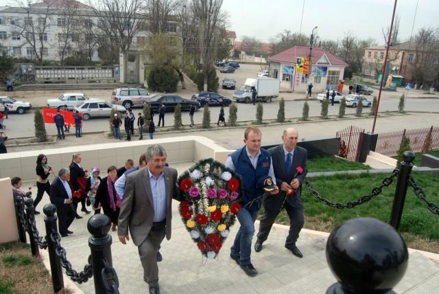 День Победы в Хасавюрте
