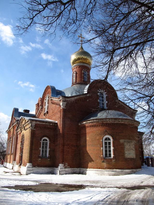 Ковров. Церковь Феодоровской иконы Божией Матери