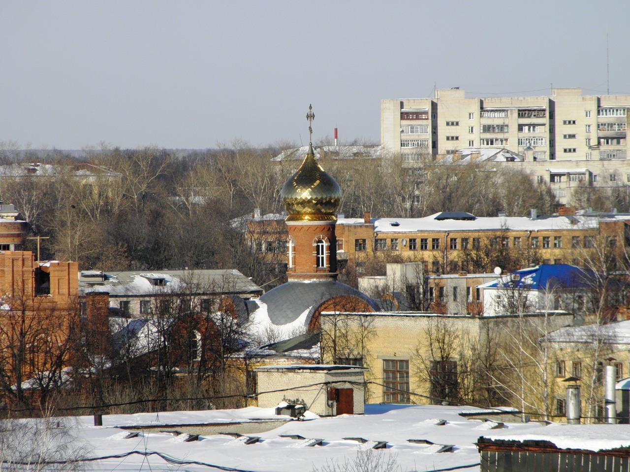 Ковров. Вид на город