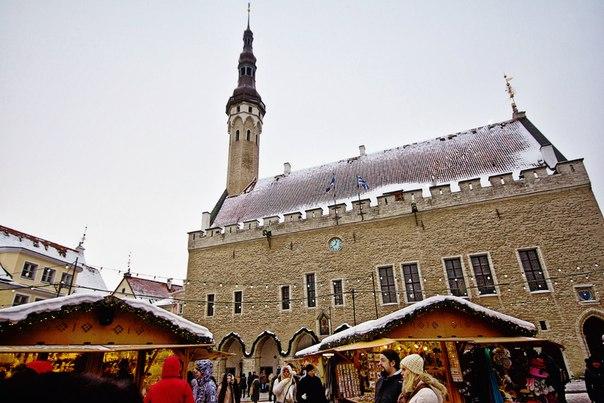 Старый Таллин (новогодняя ярмарка)