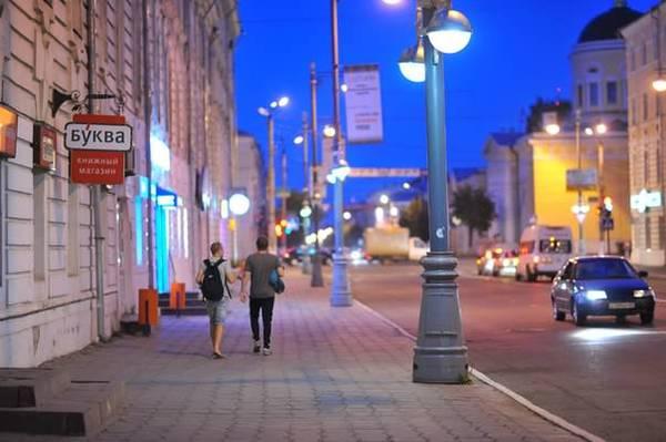 Улица Советская г. Тверь
