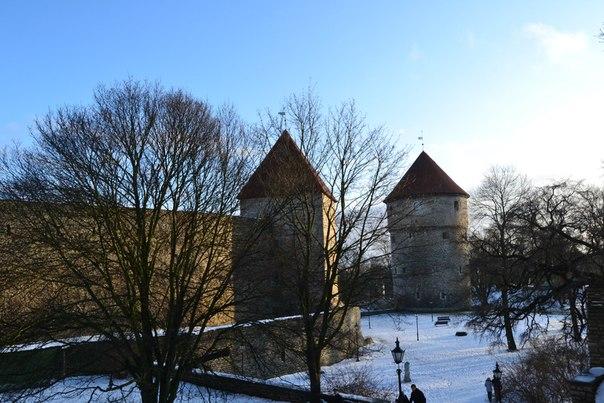 Датский рыцарский замок
