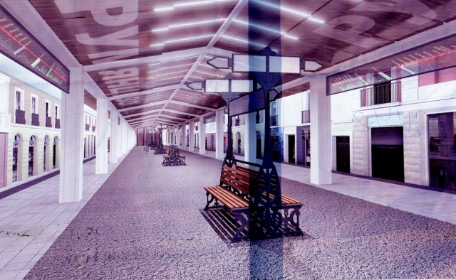 Проект станции Румянцево
