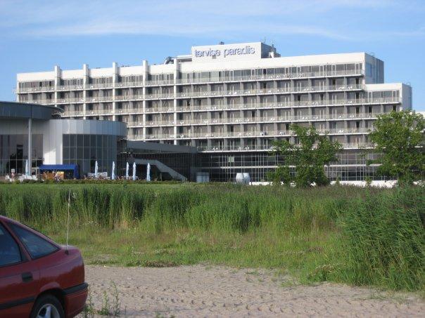 Отель tervis paradise