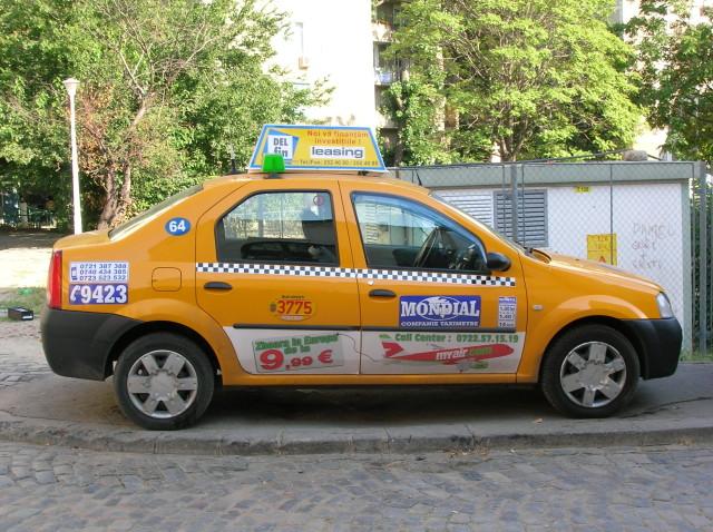 Такси в Клуж-Напоке