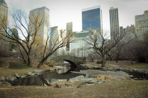 Центральный парк Манхеттена