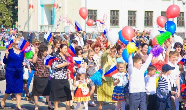 1 мая в Черкесске