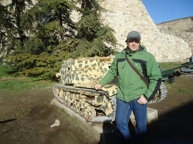 Белград. Военный музей в крепости Калемегдан