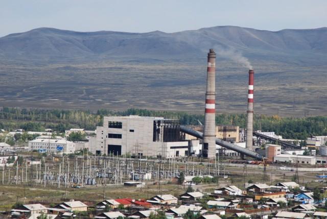 Кызылская ТЭЦ