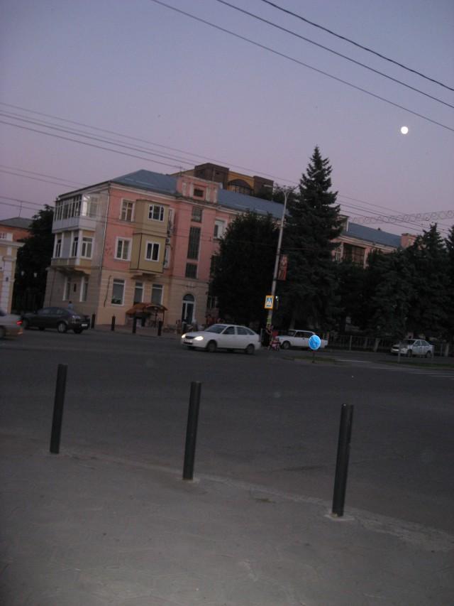 Дом центрального района, остановка Первомайская