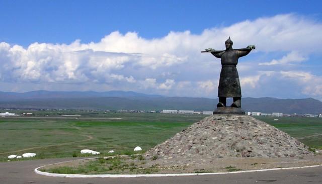Памятник чабану – Кадарчы