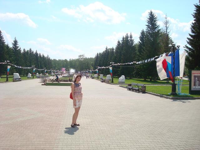 Парк Маяковского 2013 год
