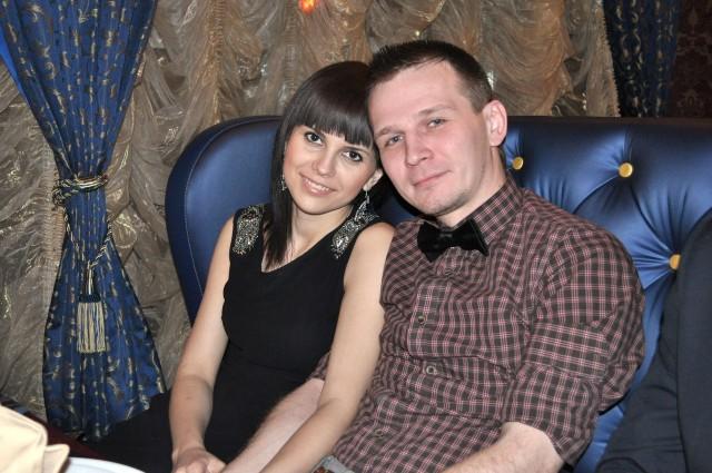 Я и моя девушка Оля