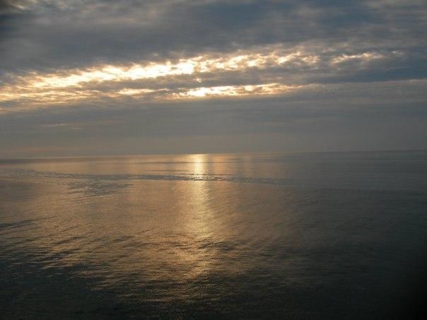 Мурманский закат
