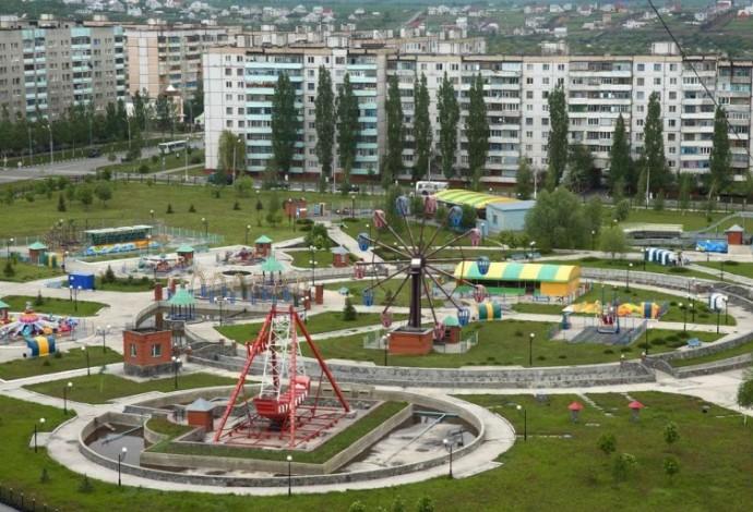 «Чудоград» для детей в Губкине
