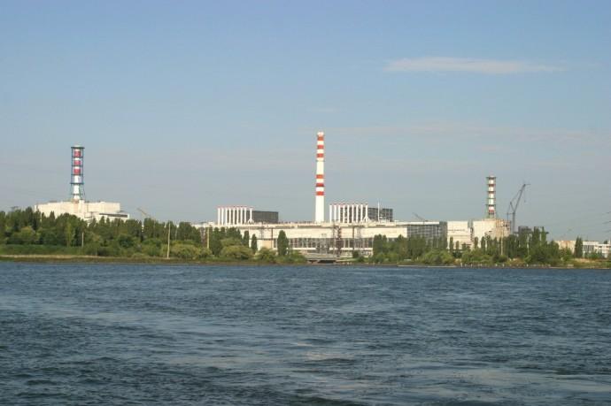 Курская АЭС в Курчатове