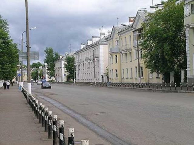 Главная ул. Кирова