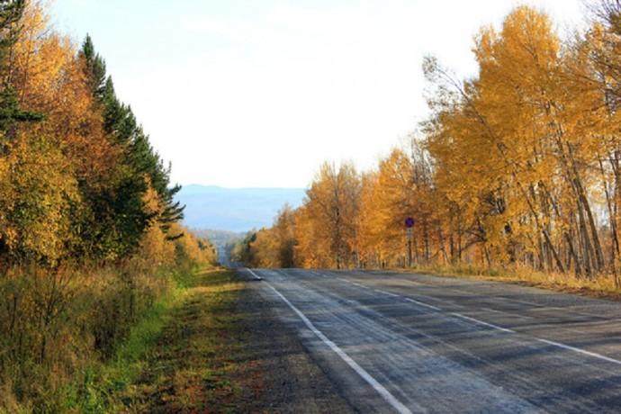 Трасса М-55 «Байкал»