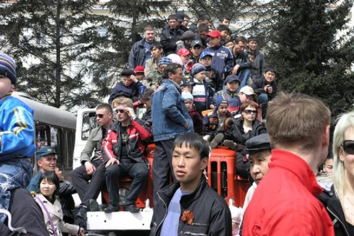 9 мая в Улан-Удэ