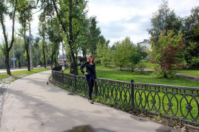 Зелёный Иркутск