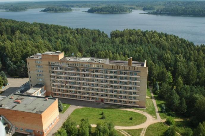 Санаторий Пржевальского в Смоленском Поозерье