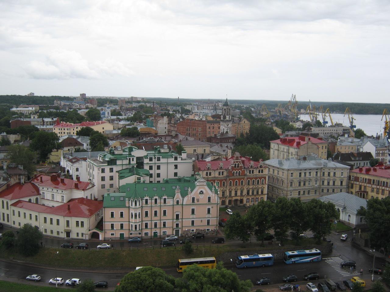 Города ленинградской области 1 фотография