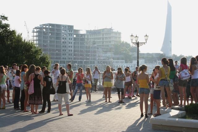 Севастопольская юность