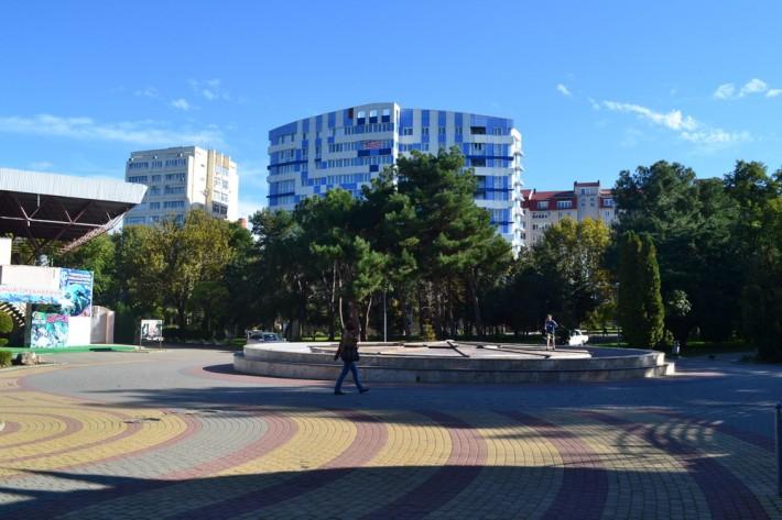 Новостройка в центре Анапы у ДК Родина