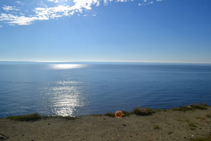 А еще в Анапе есть море