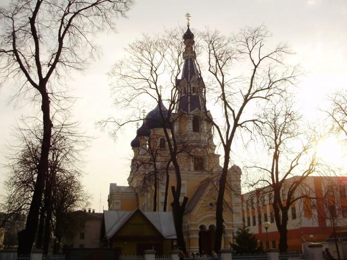 Церковь в Бресте