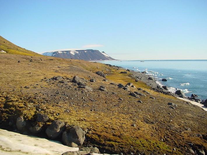 Нортбрук — один из островов Земли Франца Иосифа