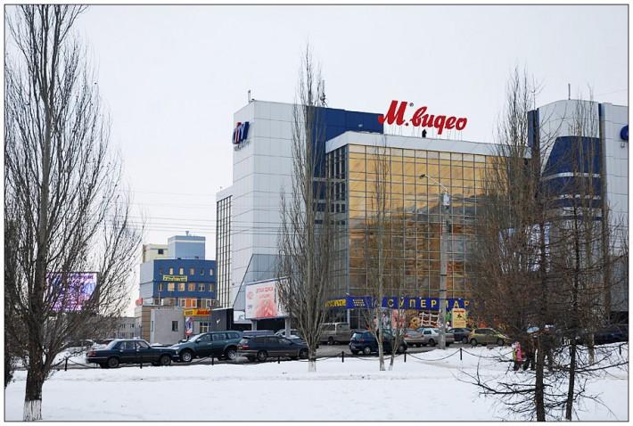 Один из многочисленных ТРЦ Барнаула — «Сити-Центр»