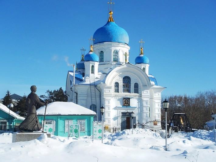 Зима в 2011