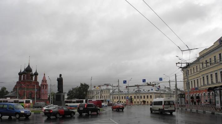 Богоявленская площадь