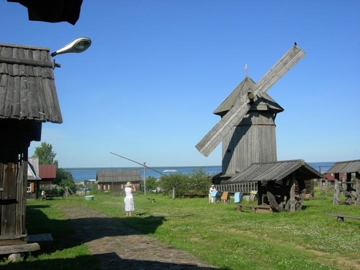 Марийский этнографический музей в Козьмодемьянске