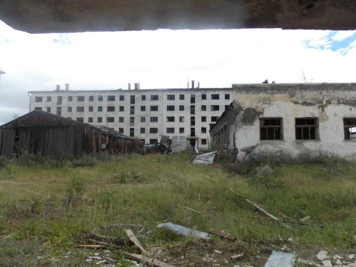 Кадыкчан — город-призрак в Сусуманском районе