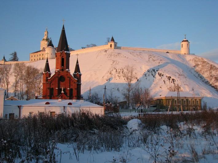 Римско-католический костел в Тобольске