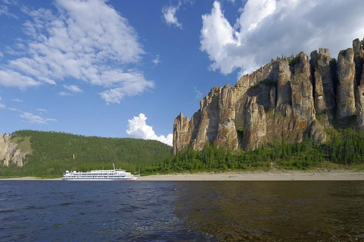 Река Лена — величественная река Сибири