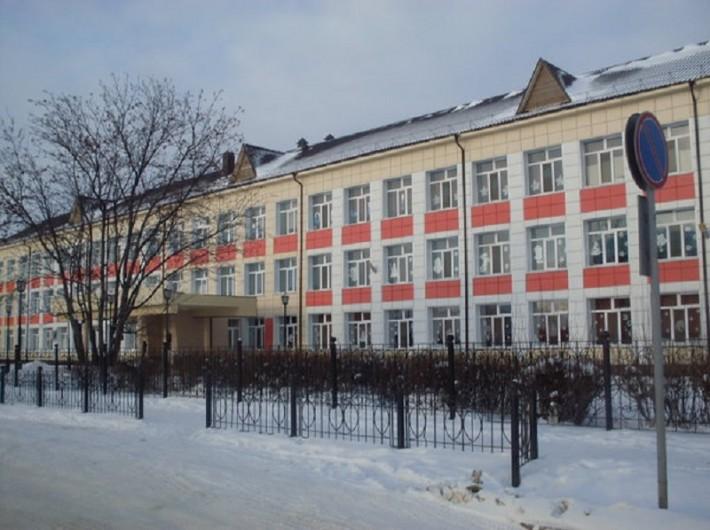 Школа № 31 г. Ишима